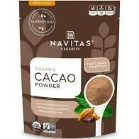 Navitas Organic Cacao Powder 16 oz