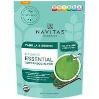 Navitas Protein Powder Essential Greens