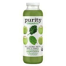 Purity Organic Kale, Coconut, Apple & Spinach