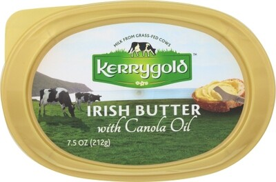 Kerrygold Butter Spreadable With Canola Oil