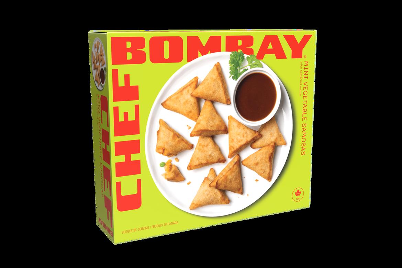 Chef Bombay Mini Vegetable Mimosas