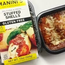 Manini's Stuffed Shells Gluten-free 12 oz