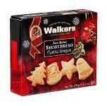 Walker's Shortbread Holiday Cookies