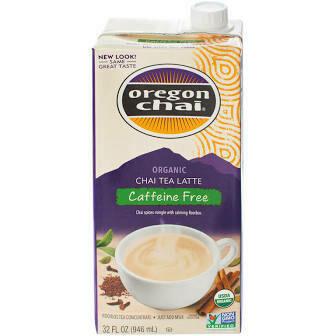 Oregon Chai Organic Caffeine Free Chai Tea Latte'