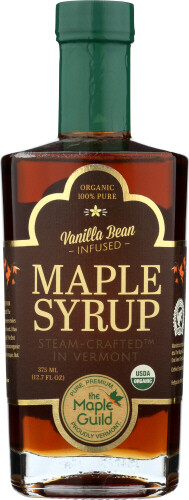 The Maple Guild Vanilla Spice Maple Syrup