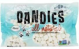 Dandies Vegan Mini Marshmallows
