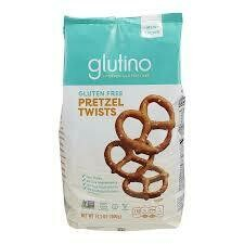 Glutino Gluten Free Pretzel Twists