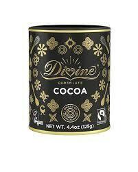 Divine Chocolate Cocoa Vegan