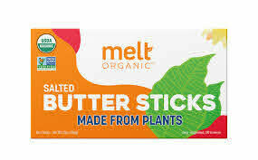 Melt Plant Based Butter Sticks Salted 16 oz