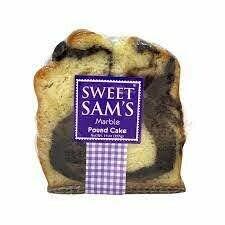 Sweet Sam's Marble Pound Cake Slice