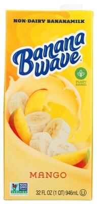 Banana Milk Banana Wave Mango 32oz
