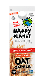 Happy Planet Original Oatmilk 32 oz.