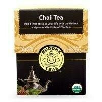 Buddha Tea Organic Chai Tea 18 Bags