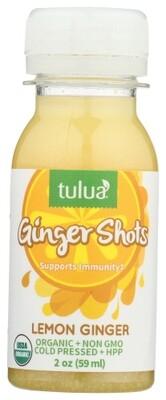 Tulua Ginger Lemon Shot