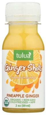 Tulua Ginger Pineapple Shot