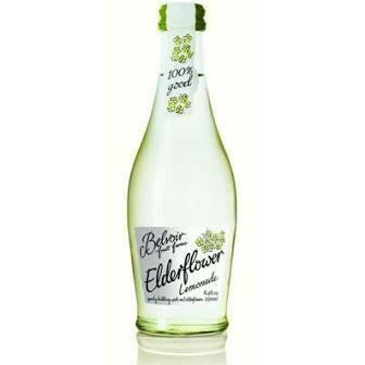 Belvoir Organic Elderflower Lemonade 8.4 OZ