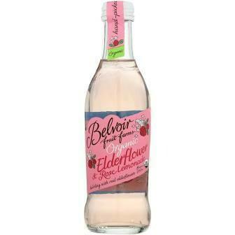 Belvoir Organic Elderflower & Rose Lemonade 8.4 OZ