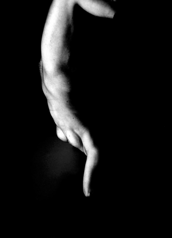 """""""Mattatoio"""" Self portrait ©Ilaria Facci"""