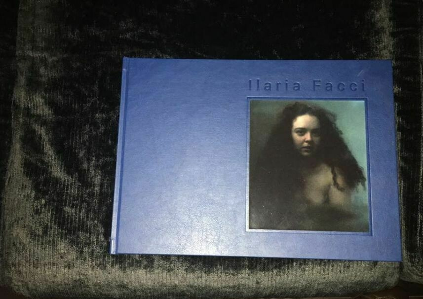 """Art Book """"Blu"""" Limited edition of 175"""