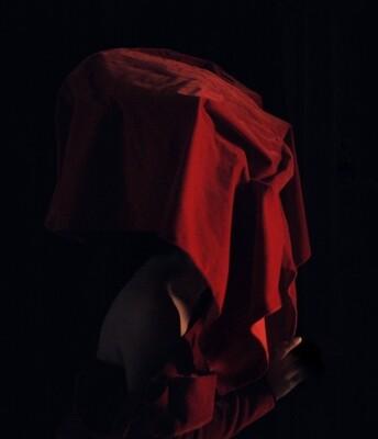 """""""L'Inquisizione"""" #1 Selfportrait ©Ilaria Facci"""