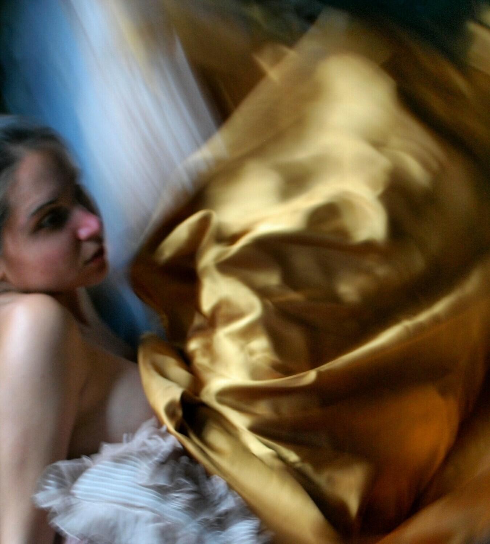 """""""Oro"""" Self portrait ©Ilaria Facci"""
