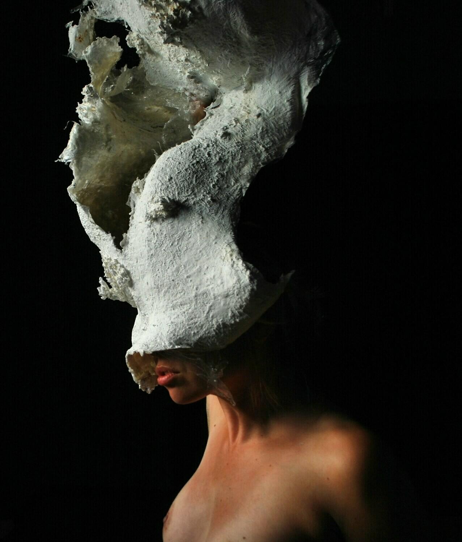 """""""Le Macerie di Canova"""" Self portrait ©Ilaria Facci"""