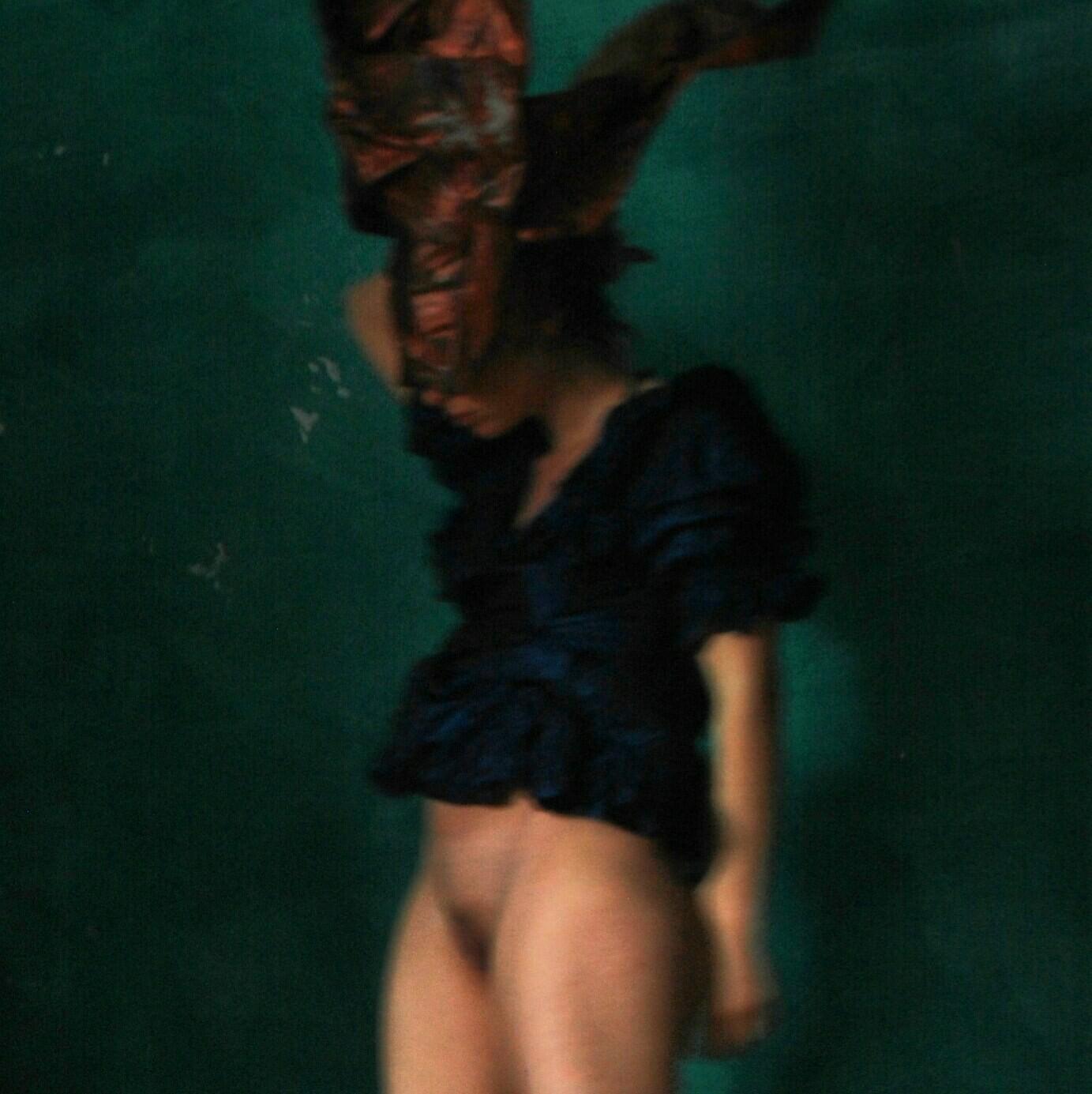 """""""Messa in Scena"""" #1 Self portrait ©Ilaria Facci"""