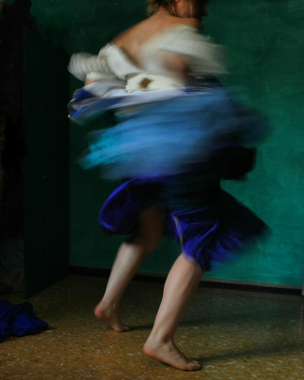 """""""Messa in Scena"""" #3 Selfportrait ©Ilaria Facci"""