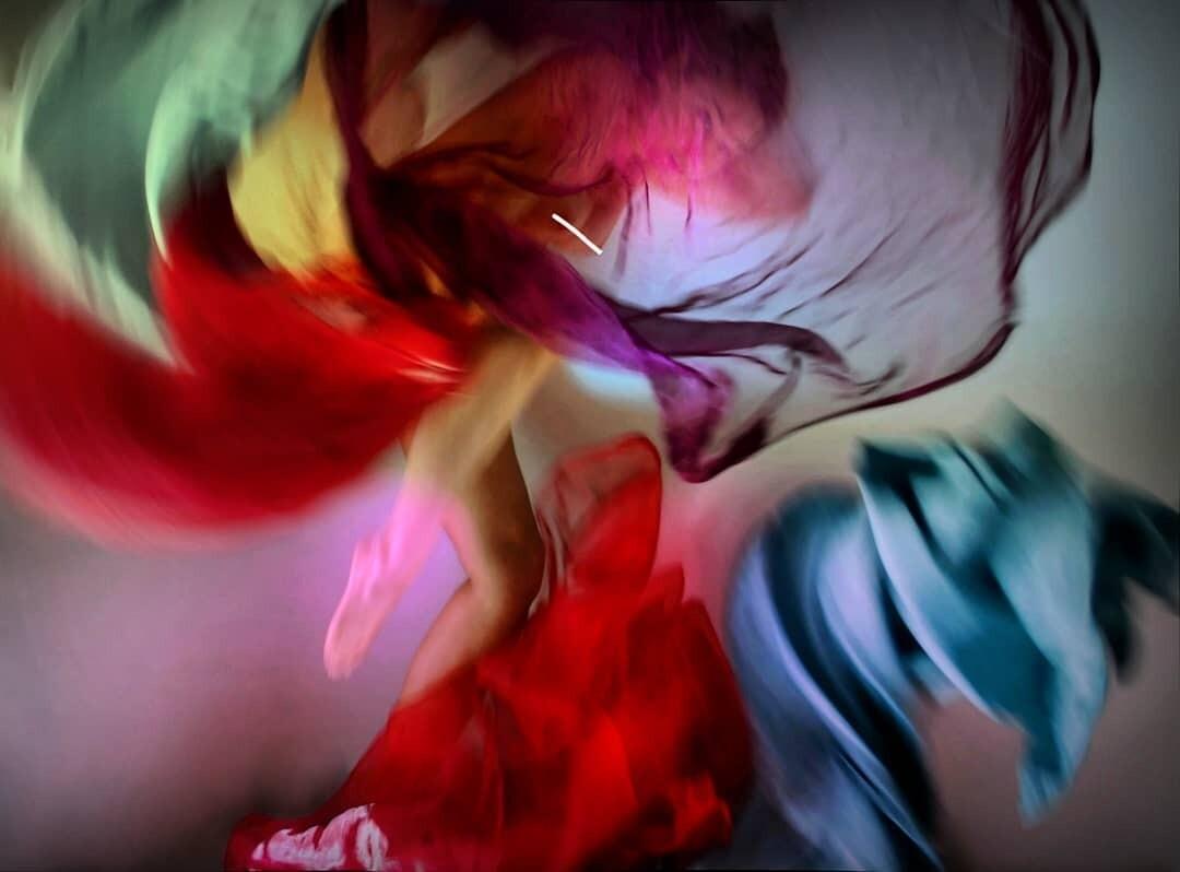 """""""Solitudini"""" Self portrait ©Ilaria Facci"""