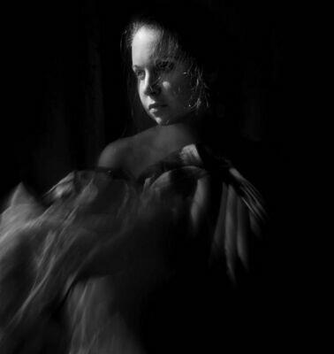 """""""L'autunno al sole"""" Self portrait ©Ilaria Facci"""