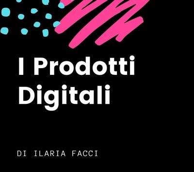 I Prodotti digitali