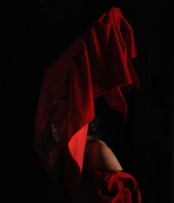 """""""L'Inquisizione"""" #2 Self portrait ©Ilaria Facci"""