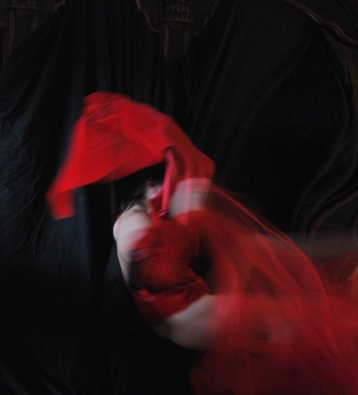 """""""L'Inquisizione"""" #9 Self portrait ©Ilaria Facci"""