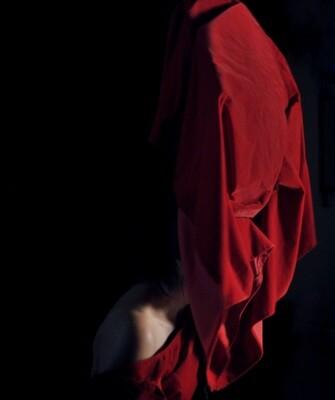 """""""L'Inquisizione"""" #10 Self portrait ©Ilaria Facci"""