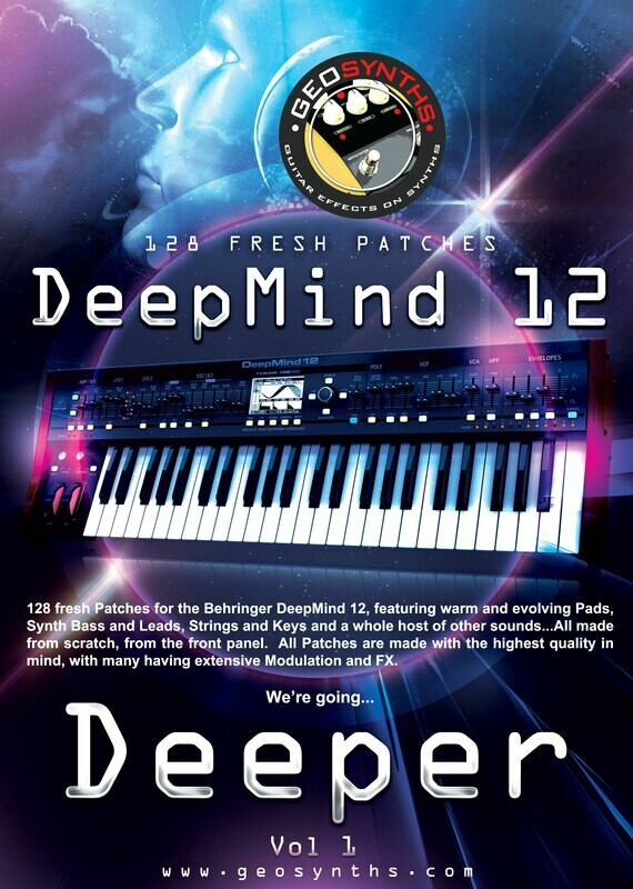 Deeper Vol 1 - Behringer Deepmind 12