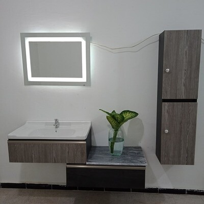 Meuble salle de bain DAF