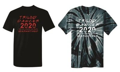 2020 Trilogy Dancer T-Shirt