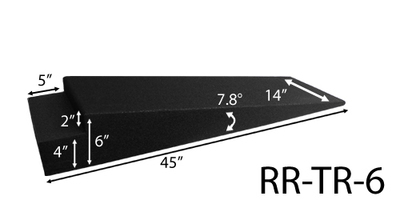Trailer Ramps - 6 inch