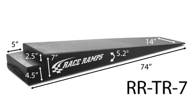 Trailer Ramps - 7 inch