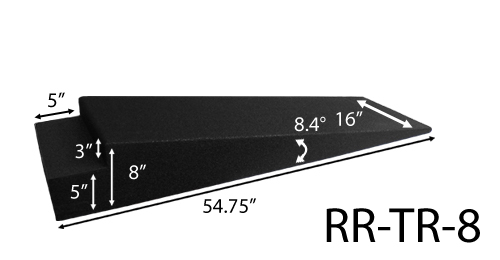 Trailer Ramps - 8 inch