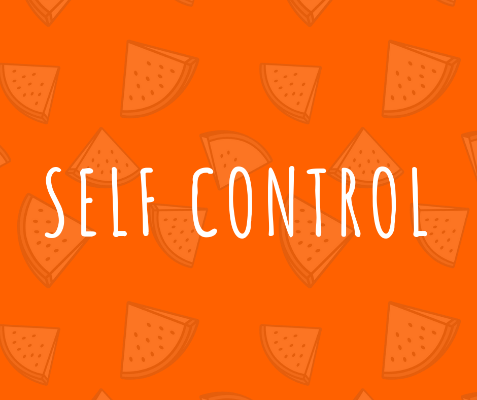 Self Control Lesson Pack