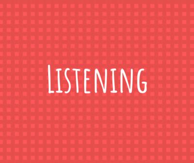 Listening Lesson Pack
