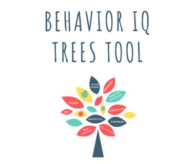 Behavior IQ Tree Tool