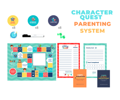 Character Quest Parenting System