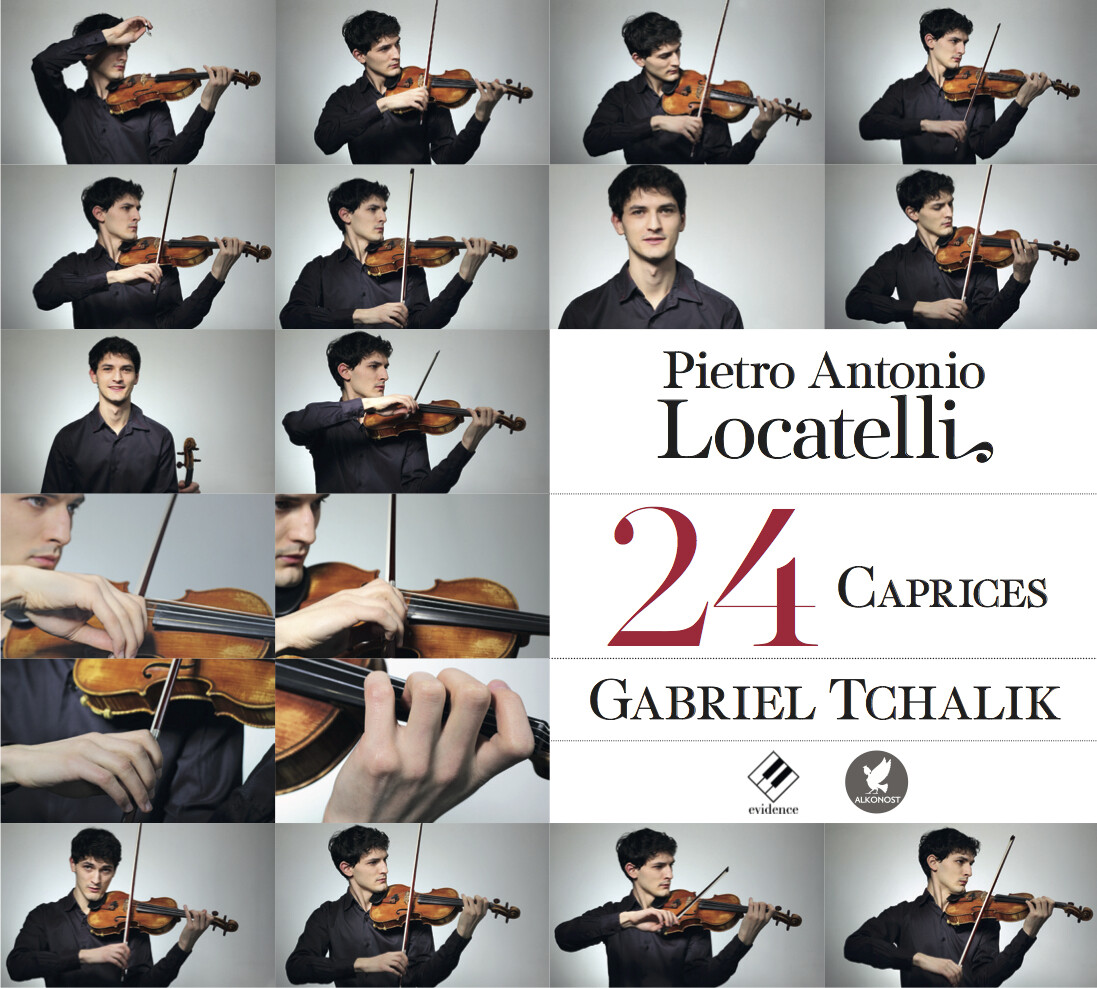 Locatelli 24 Caprices for solo violin