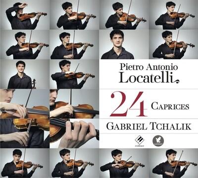 Locatelli 24 Caprices for solo violin