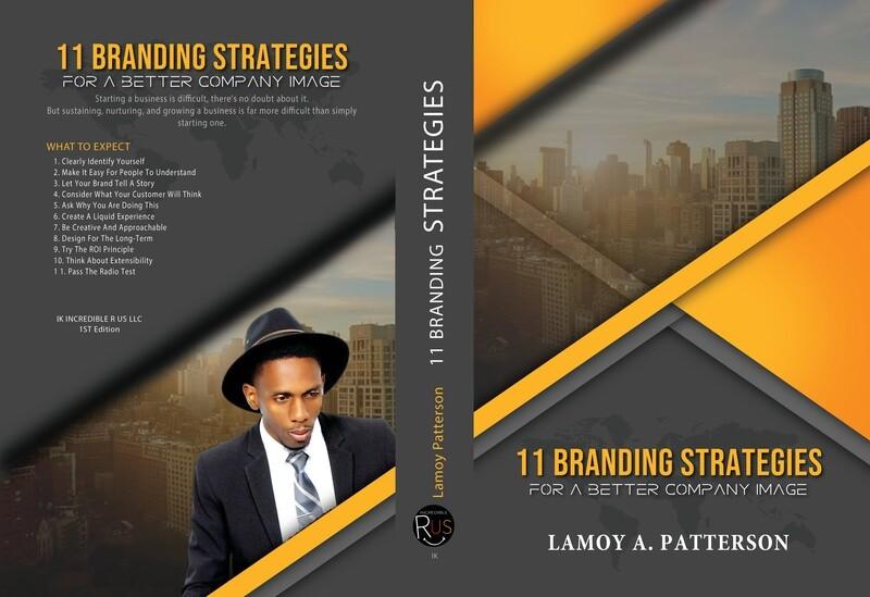 11 Branding Strategies - Hard Cover