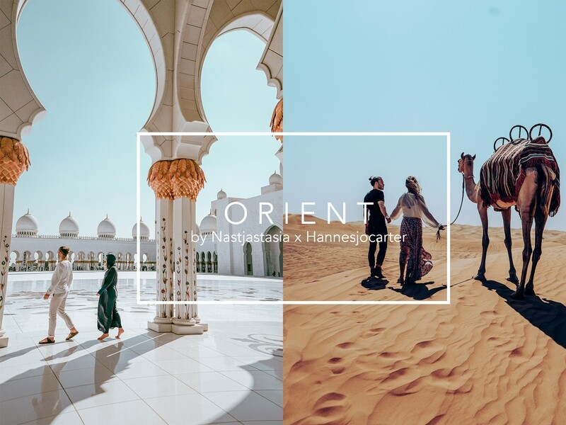 ORIENT - Mobile & Desktop