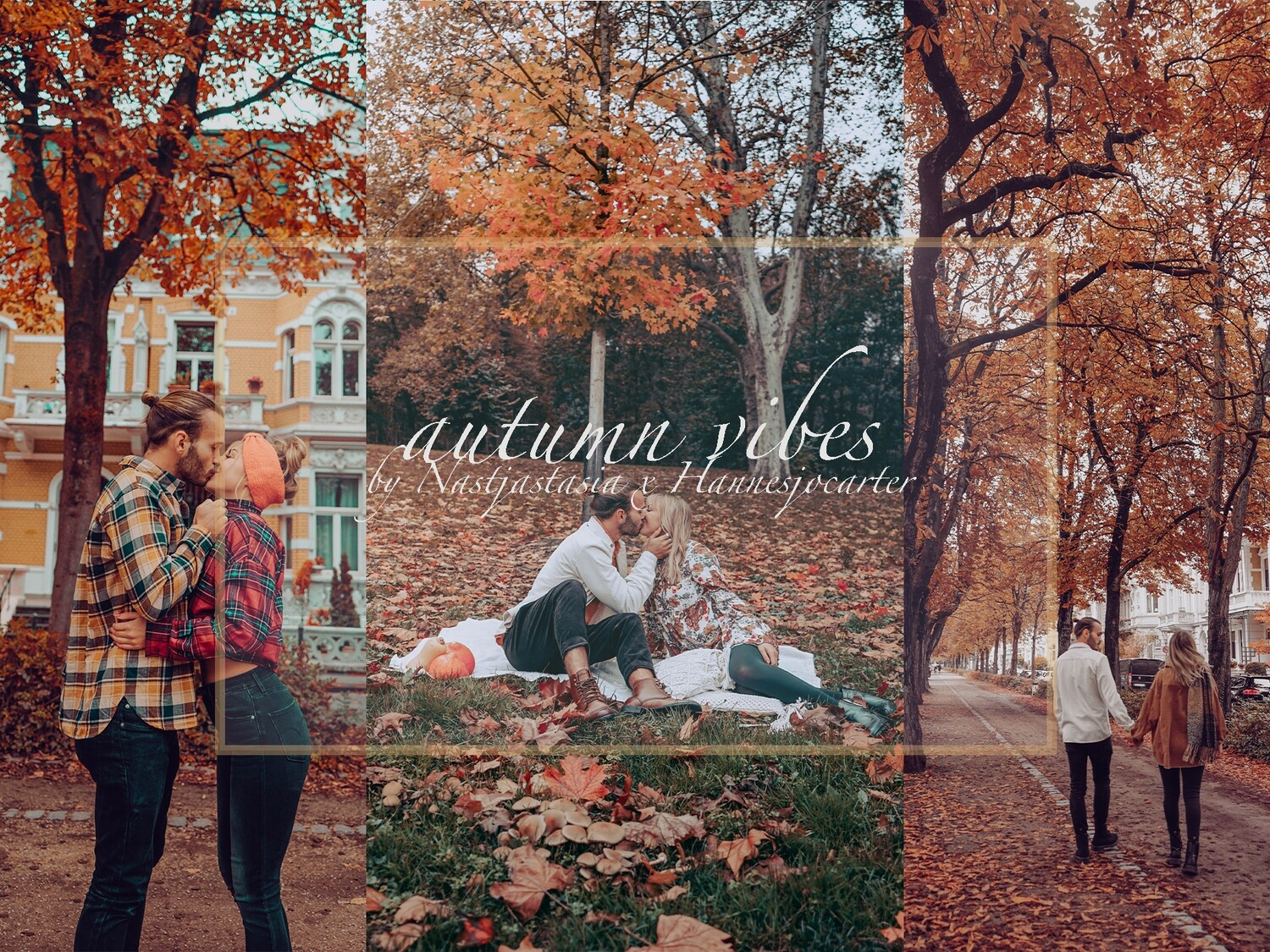 Autumn Vibes - Mobile & Desktop