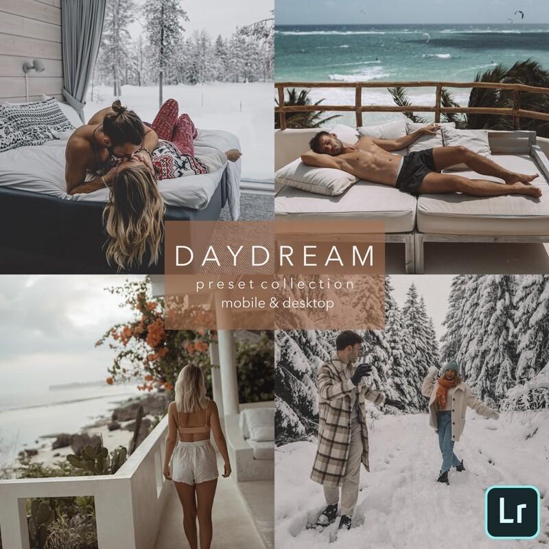 Daydream Collection - Mobile & Desktop